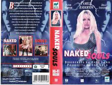 NAKED SOULS (1995) VHS