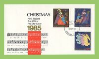 New Zealand 1985 Christmas set First Day Cover