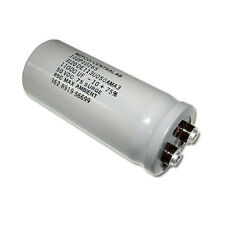 2x 11000uF 50V Large Can Electrolytic Aluminum Capacitor DC 75V 11000mfd 11,000