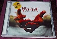 BULLET FOR MY VALENTINE - TEMPER TEMPER (DELUXE EDITION) -GOLD SERIES- 14 TRACKS