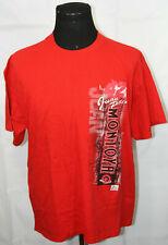 Juan Pablo Montoya Red Nascar Racing Red Tee Shirt XL