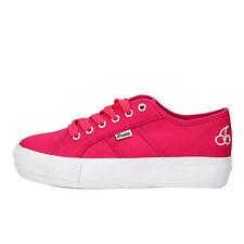 scarpe donna FRUTTA 39 sneakers fucsia tela AF645-B