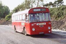 NATIONAL WELSH RTG314F 6x4 Quality Bus Photo