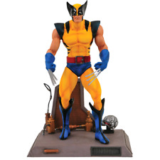 X-MEN - Wolverine Yellow Costume Marvel Select Action Figure Diamond