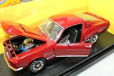 ERTL 1:18 American Muscle Series 1967 SHELBY GT-350 (RED)