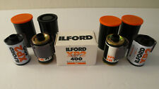 5 ILFORD XP1 XP2 SUPER C41 C-41 ISO 400 BLACK & WHITE B&W NEG 35MM FRIDGED FILM