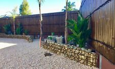 #BAMBOO FENCE PANEL/PRIVACY SCREENS - 2.2M H x 0.9M W PREMIUM QUALITY  IN STOCK