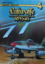 AJ Press, Luftwaffe 1935-45 parte 4. tarnanstriche e contrassegni