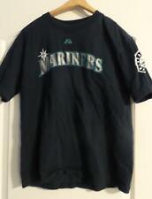 Majestic Seattle Mariners T Shirt Size XL Franklin Gutierrez 21
