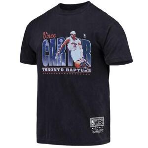 Vince Carter Toronto Raptors Mitchell & Ness NBA Photo Real Vintage T-Shirt - Fa