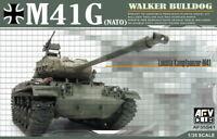 AFV Club 1/35 AF35S41 M41G (NATO) Walker Bulldog Leichte Kampfpanzer M41