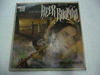 HEER RAANJHA MADAN MOHAN 1970  RARE LP RECORD orig BOLLYWOOD VINYL india EX