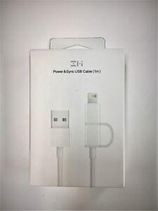 Xiaomi  ZMI AL801 100CM Lighting + Micro 2-IN-1 Power & Sync USB Cable (1m)