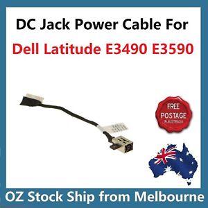 DC POWER JACK CABLE FOR Dell Latitude 3490 3590 E3490 E3590 0228R6 228R6