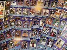 New listing 1993 1994 Sports Illustrated For Kids LOT 14 Uncut Sheets = 119 CARDS SI