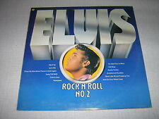 ELVIS PRESLEY 33 TOURS UK ROCK'N'ROLL N° 2