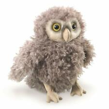 Folkmanis High Quality Comfortable Puppets Play Pretend Fun Puppets (Owlet)