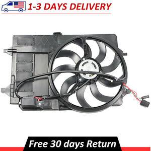 Radiator Fan Assembly Fits 2003- 2008 Mini Cooper 1.6L L4