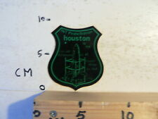 STICKER,DECAL INT. PIRATE STATION HOUSTON FINSTERWOLDE ZENDAMATEUR ROCKET SPACE