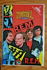 R.E.M., Issue #35, October,1991.