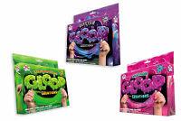 Kids Create Make Your Own Gooey Glitter Gloop Goo Creations Slimy Slime Messy