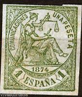 España Nº 150 FACSIML EPOCA 1 Peseta @NUEVO PERFECTO @@