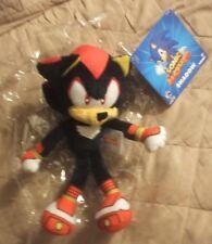 Shadow Plush Super Rare Toy Action Figure Sonic the Hedgehog Boom New Super Rare