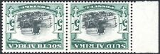 South Africa 1933-48 5s black & green, wmk INVERTED, SG.64aw mint, cat.£120