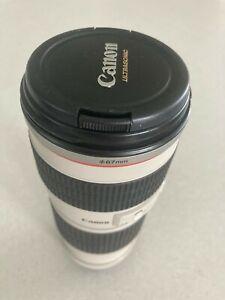 [Near Mint] CANON EF 70-200mm F4 L USM ZOOM LENS SLR  includes Lowepro Lens Bag