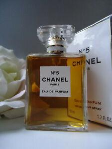 CHANEL No5 EDP 50ml Spray Superb Potent Pre Reformulation 2010 New Sealed Box