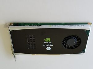 Ref - P418M  Dell NVIDIA Quadro FX 1800 768 MB PCI-E Video Card 0P418M (60-18)