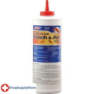 PE Orthoboric Acid Roach and Ant Killer, 16 Ounces