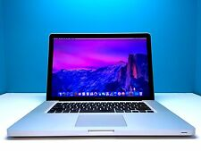 MacBook Pro 15 inch Pre-Retina *Core i7 2.66Ghz* DVD/RW 8GB RAM 1TB SSHD!