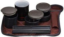 Slim Type Zojirushi SZ-JB02-BA Stainless Thermos Food Jar Lunch Box F/S