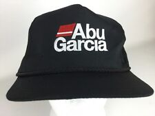 vintage Ambassadeur Abu Garcia Fishing Tackle cap hat Fishing reel snapback
