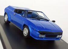 Altaya 143 Lamborghini Jalpa Spyder Prototipo Blue Diecast Model Car