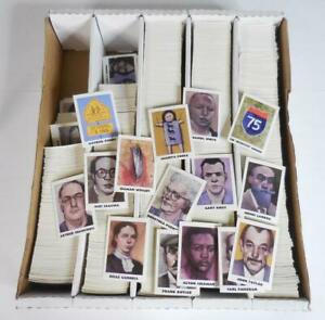 TRUE CRIME SERIES Massive Lot of ~4300 Trading Cards Most Series 3 & 4! Huge!