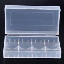 Akku Aufbewahrungsbox für 2x 18650er 16340 Batterie Transport Akku Case