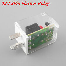 12V 3Pin Car Turn Light Flasher Relay Turn Signal Rate Control Blinkrelais 150W