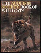 The Audubon Society Book of Wild Cats