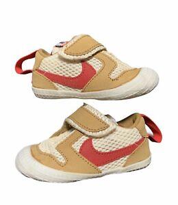 New Nike Mars Yard Nikecraft Tom Sachs 2.0 TD Size 4C Toddler Crib Shoes Sneaker