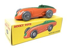 Dinky Toys by Atlas 1/43 Auto de Course orange green Model Car Metal # 23 A