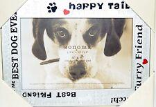 SONOMA life + style Dog Photo Frame Best Friend