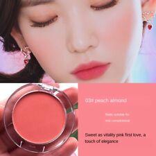 Single Color Natural Long Lasting Blush Powder Face Makeup Contour Cosmetics