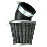 Universal 40mm Air Filter 45 Angled For 50cc 110cc 125cc 140cc Pit Dirt