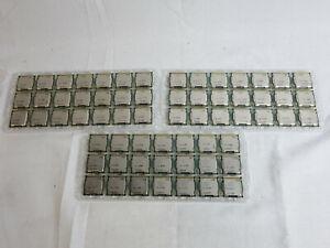 Lot of 63 1st Gen 1156 Intel i3 Desktop Processors | Various Models