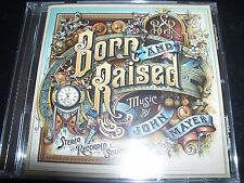 John Mayer Born & And Raised (Australia) CD - New