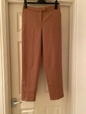Brown Camel Nude Women Trousers  TU SIZE 8