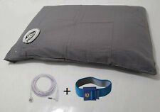 Earthing Pillow Case Conductive Kits For Better Sleep Health Energy 20x28 inch