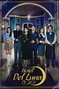 HOTEL DEL LUNA IN BLURAY